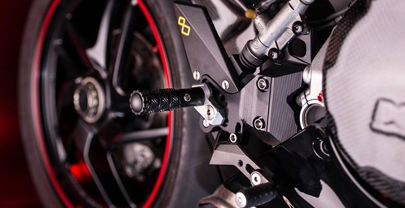 LighTech Performance Motorcycle Parts - Rearsets