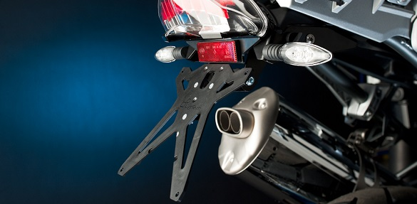 LighTech Performance Motorcycle Parts - License plate Brackets