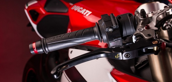 LighTech Performance Motorcycle Parts - Brake & Clutch Levers