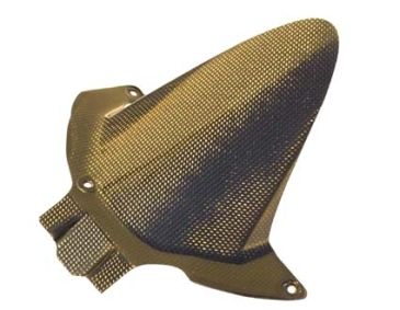 Lightech Carbon Fibre Rear Mudguard Honda CBR600RR 2005>