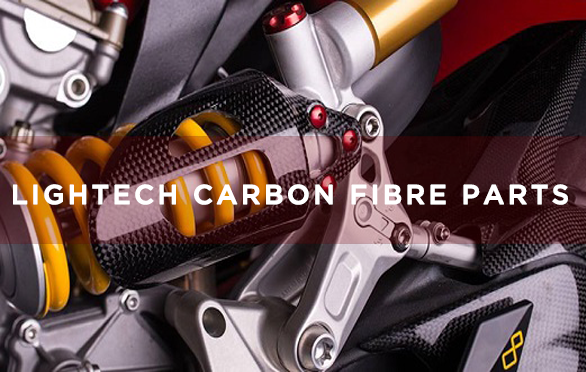 LightTech Carbon Fibre Parts