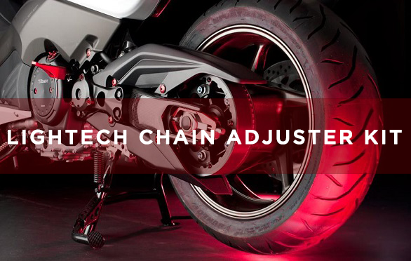 LighTech Chain Adjuster Kit